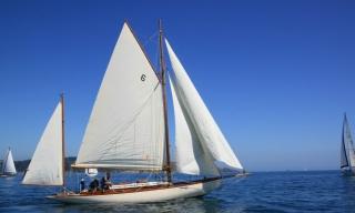 Classic Yacht Sailing