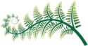 Coastal Lodges Logo Fern